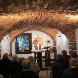 kapela v župnišču